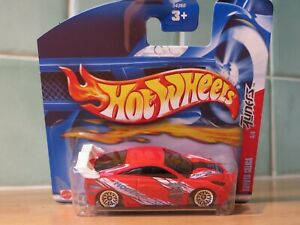 Hot Wheels 2002 -  Tuners  - Toyota Celica  - 4 of 4 - No.66 - short card