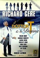 IL DOTTOR T & LE DONNE (2000) di Robert Altman - Richard Gere - DVD EX NOLEGGIO