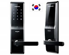 SAMSUNG [SHS-H700] Digital Security Door Lock Fingerprint Touchpad Keyless