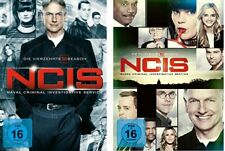 12 DVDs * NAVY CIS / NCIS - STAFFEL 14 + 15 IM SET - Mark Harmon # NEU OVP +