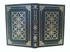 Franklin Library The Autobiography of Benjamin Franklin Gold Gilt Leatherbound