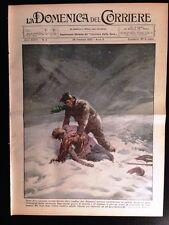 La Domenica del Corriere 28 febbraio 1932 Istria Germania Shakespeare