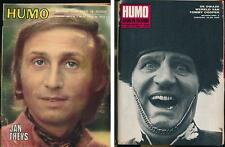 HUMO 1579 (11/12/70)JAN THEYS TOMMY COOPER BURRITOS THE HOLLIES BEE GEES HENDRIX