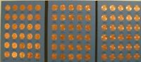 Lincoln Cent Penny Set 1959-1998 (90 Coins) Choice BU Memorial