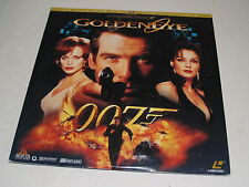 Laserdisc - James Bond 007 - Goldeneye 2 Disc Set-Letter Box Edition