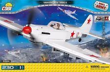 Cobi Toy blocks Yakovlev Yak 1 Small Army nr 5524 Soviet fighter bricks
