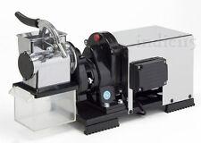 Indici15 Grattugia Elettrica INOX 9030NSP n°3 400W 0,30HP Professionale Reber