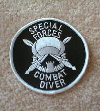 Special Forces Combat Diver patch