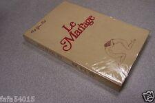 LE MARIAGE BO YIN RA librairie de medicis EO 1972