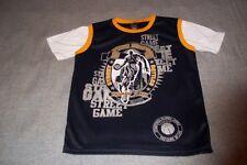 Fubu Basketball Hoops 1992 Street Game Battle Dunkin Flava Youth 14/Jersey Shirt