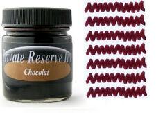 PRIVATE RESERVE - Fountain Pen Ink Bottle - CHOCOLAT -  66ml - New