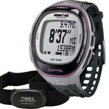 Reloj cuarzo digital Timex Ironman Run Trainer GPS T5k630 PVP