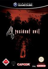 Resident Evil 4 (dt.) (Nintendo GameCube, 2005, DVD-Box)