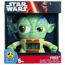 CLIC TIME Sveglia Luminosa Star Wars-Yoda 19cm