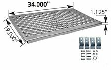 """2020 Truck Deck Plate (19""""x34"""") Freightliner Peterbilt Kenworth"""