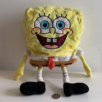 "Spongebob Squarepants Large Soft Toy 20"" Nickelodeon Collectible"