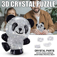 3D Three-Dimensional Crystal Puzzle Animal Puzzle Fun Toy Personalized Gift