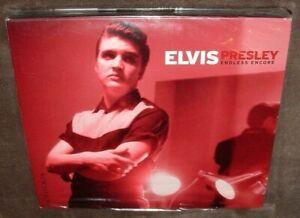 "Elvis Presley Rare SEALED ""Endless Encore"" 2 CD ""NORDSTROM"" Exclusive 2010"