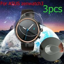 Anti-scratch Full Cover Screen Protector Film Soft TPU For ASUS zenwatch3 Watch
