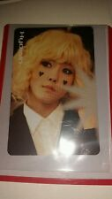 T-ara hyomin sexy love apan jp official photocard card  Kpop k-pop