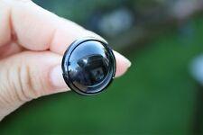 Ojos de seguridad negros 22 mm para osos de peluche amigurumi juguetes animales