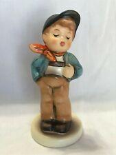 "Goebel Hummel Figure Small-""Lucky Fellow""- #560-TMK7-1992/93 MI Hummel Club(D31)"