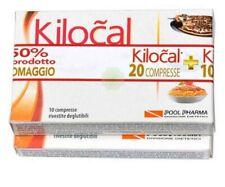 KILOCAL-20 COMPRESSE+10OMAGGIO-COMPRESSE DEL DOPO-PASTO