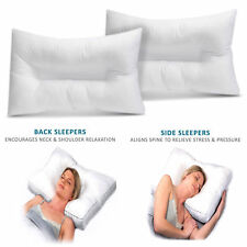 Kensingtons® New Anti Snore Orthopaedic Pillows Head Neck Support Snooze Control