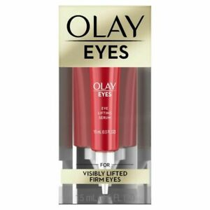Olay Eyes Eye Lifting Serum for Visibly Lifted Firm Eyes 0.5 fl oz/15ml - New