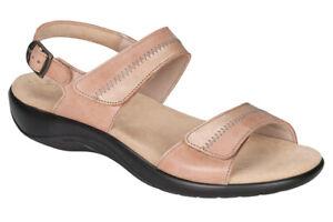 SAS Nudu Sandal Dawn 8.5 Narrow, Women's Shoes