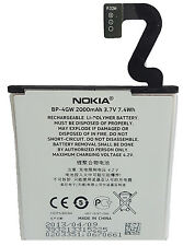 ORIGINAL NOKIA BP-4GW AKKU ACCU BATTERY  Nokia Lumia 920  NEU