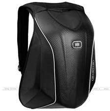 New No Drag Mach 5 Motorcycle Backapack Rucksack Travel Stealth Bag Laptop