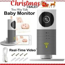 Clever Dog Wireless Smart IP Camera WiFi Monitor Security Night Vision Kj