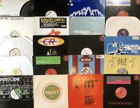 Lot of 20 **TRANCE** DJ vinyl..MOBY, DJ TIESTO, LOST WITNESS, BLANK & JONES++