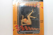 1:18 Figur | sexy Lady | Pinup Girl | Fast women | 1:18 Diorama | Motorhead mini