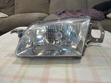 1999 2000 MAZDA PROTEGE DRIVER LEFT SIDE HALOGEN HEADLIGHT OEM