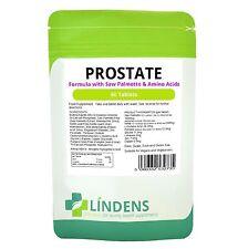 Fórmula de próstata con SAW PALMETTO & Aminoácidos Calabaza Ortiga 3-Pack 180 comprimidos
