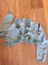 Beautiful Girls Green monsoon cardigan age 10 years