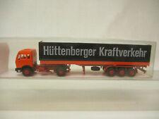 MES-66155Roskopf 1:87 Mercedes LKW Hüttenberger sehr guter Zustand