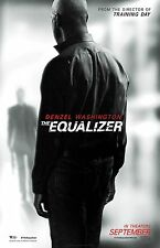 The Equalizer poster (c) - 11 x 17 inches - Denzel Washington