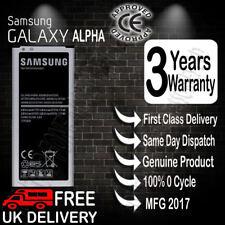 New 100% Genuine Original Samsung Battery for Samsung Galaxy Alpha SM-G850F UK