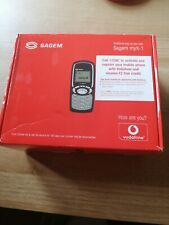 Sagem Myx-1, Vodafone. Brand new and boxed