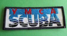 "YMCA Scuba New Iron-On Patch 4"""