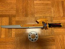 Power Rangers Samurai Spin Sword Shinkenmaru with Spin Disk