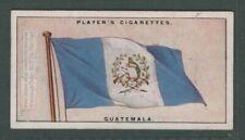 The Flag Of Guatamala 1920s Ad Trade Card