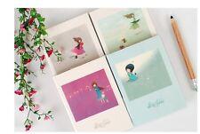New Korean Echi Diary Any Year Planner Pocket Journal Notebook Agenda Scheduler