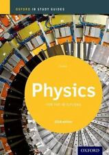 IB Physics Study Guide: 2014 edition: Oxford IB Diploma Program by Tim Kirk