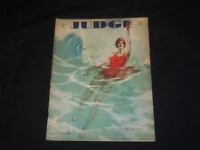 1929 AUGUST 10 JUDGE MAGAZINE - WELL WORTH GOING IN FOR - ST 5566