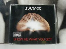 JAY-Z - SHOW ME WHAT YOU GOT CD SINGLE LIKE NEW + VIDEO
