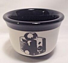Circa Ceramics Chicago Pop Culture Tea Bowl Camera Handcrafted Pottery